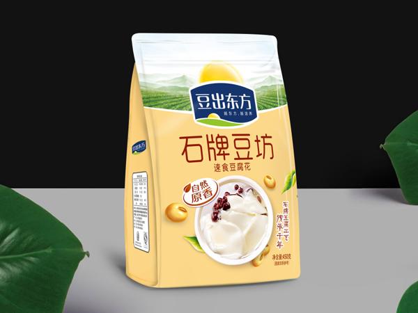 石牌豆坊-原味豆花